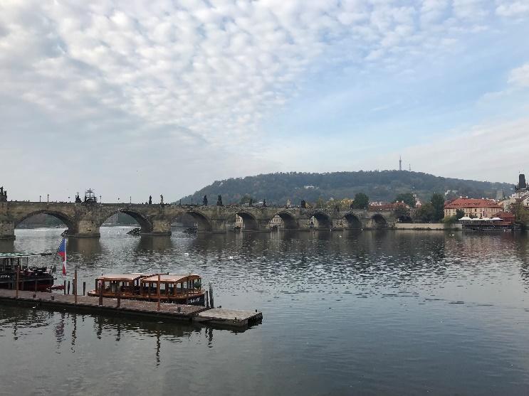 プラハの観光地①