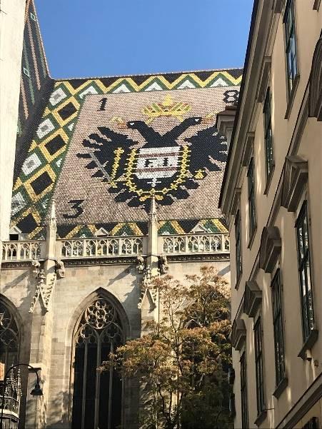 ウィーン市庁舎などのビル